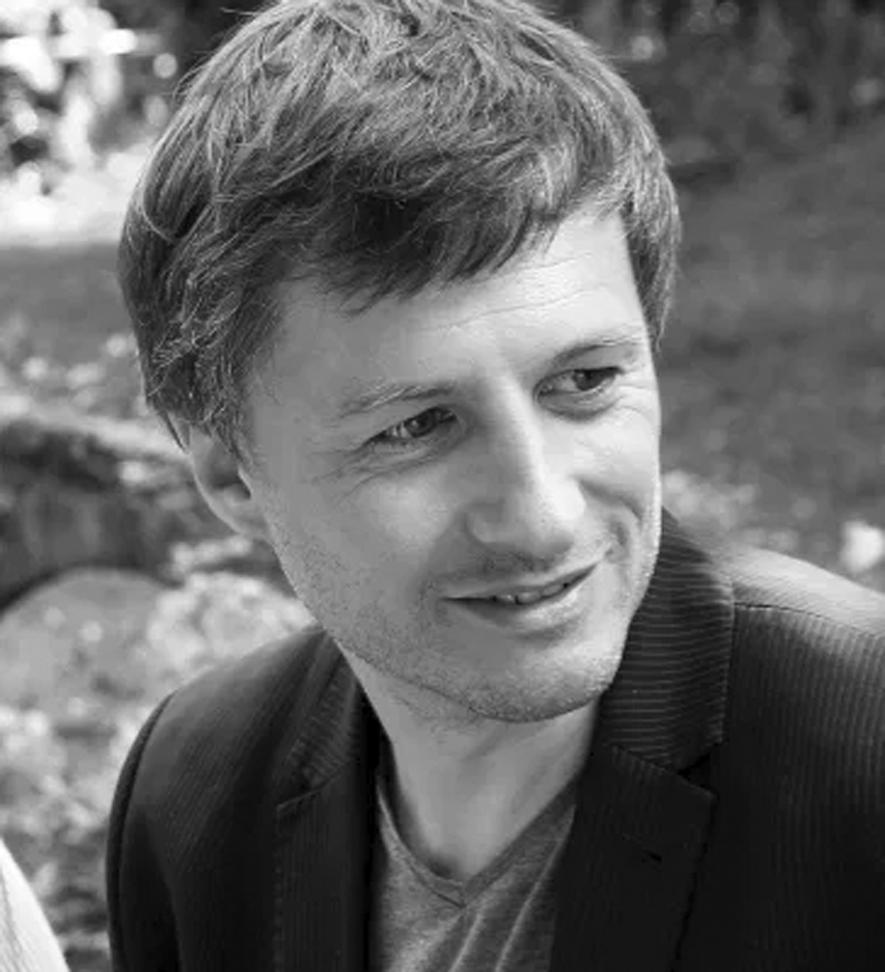 Benjamin Kolass, Produktionsleitung des Sommertheaters Dessau-Rosslau
