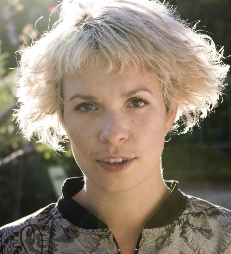 Elisabeth Taraba, Schauspielerin im Sommertheater Dessau-Rosslau