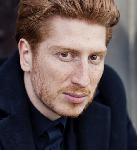 Jacob Meinecke, Schauspieler im Sommertheater Dessau-Rosslau