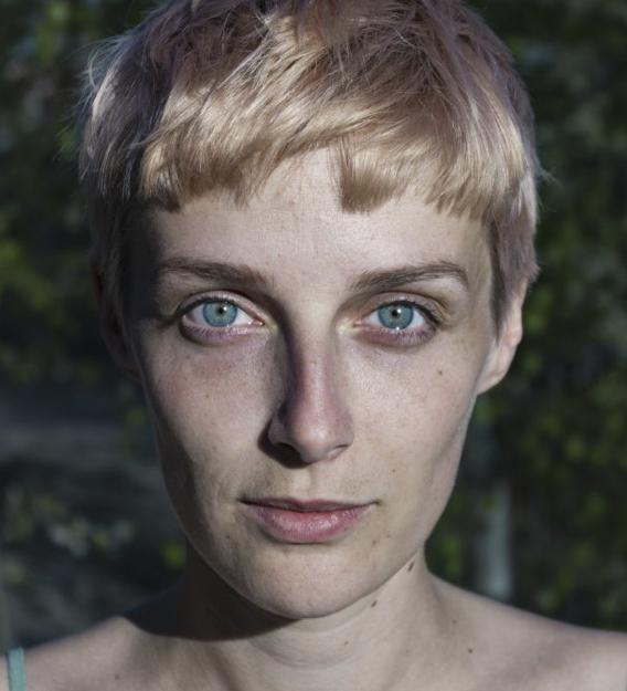 Jasmin Loreen Besemer, Schauspielerin im Sommertheater Dessau-Rosslau