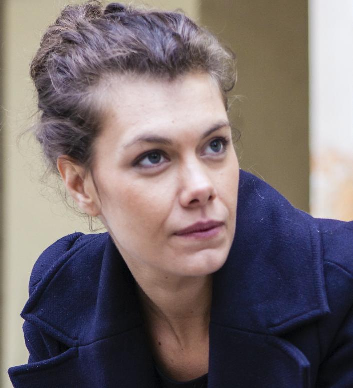 Julia Borgmeier, Schauspielerin im Sommertheater Dessau-Rosslau