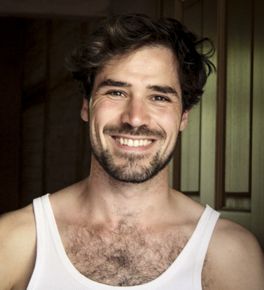 Stephan Sitaras, Schauspieler im Sommertheater Dessau-Rosslau