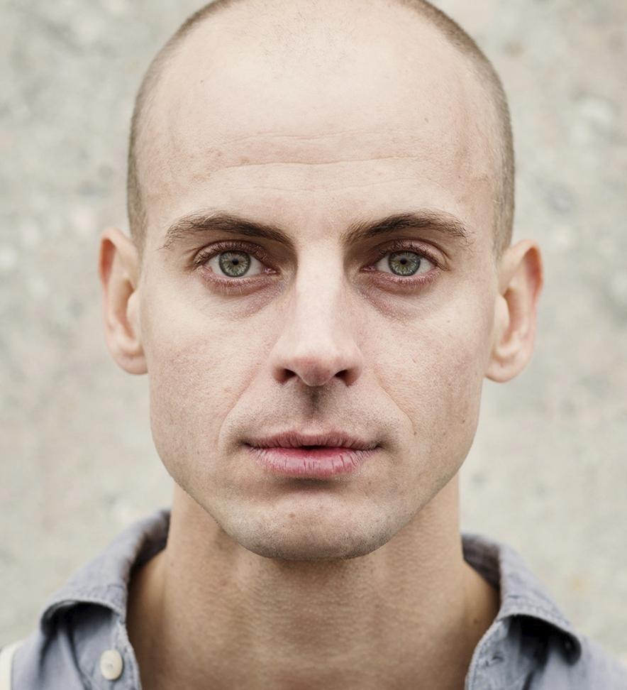 Valentin Bartzsch, Schauspieler im Sommertheater Dessau-Rosslau
