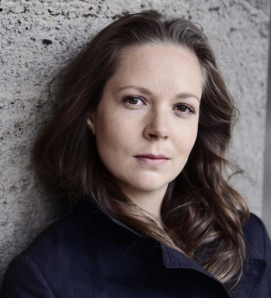 Tonia Fechter,Schauspielerin im Sommertheater Dessau-Rosslau