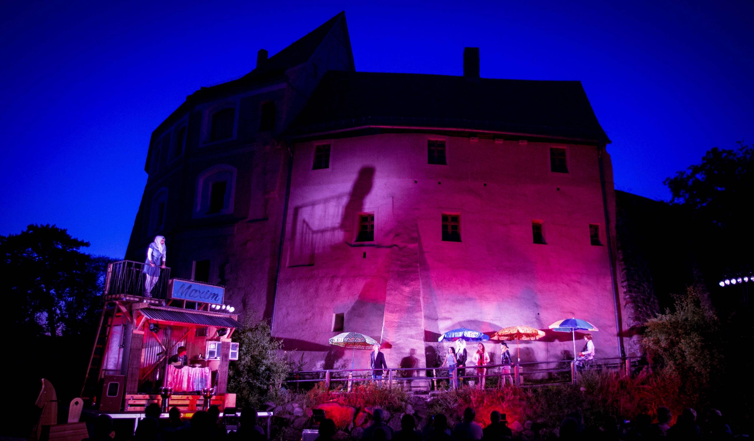 Jugend Theater Workshop Dessau-Rosslau
