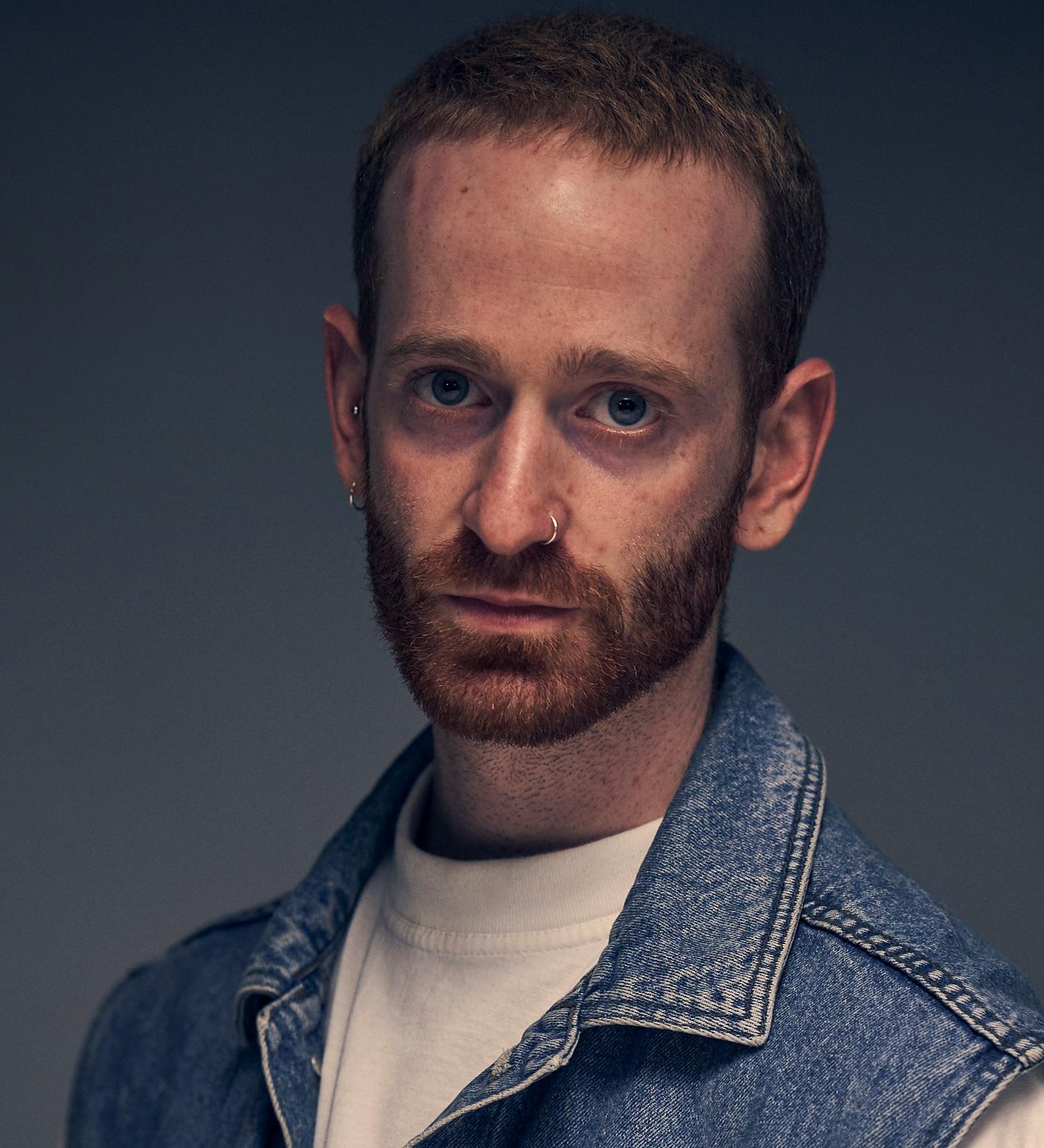 Portrait von Dennis Alexander Schmitz