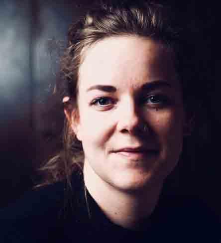 Alisa Amrei Fechter, Bühnen-/Ausstattungsassistenz beim Burgtheatersommer Rosslau 2021
